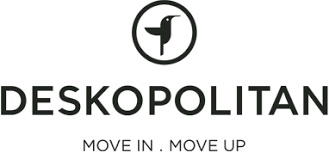 Deskopolitan Logo